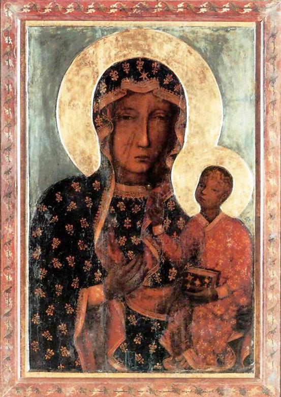 Nawiedzenie kopii obrazu Jasnogórskiego
